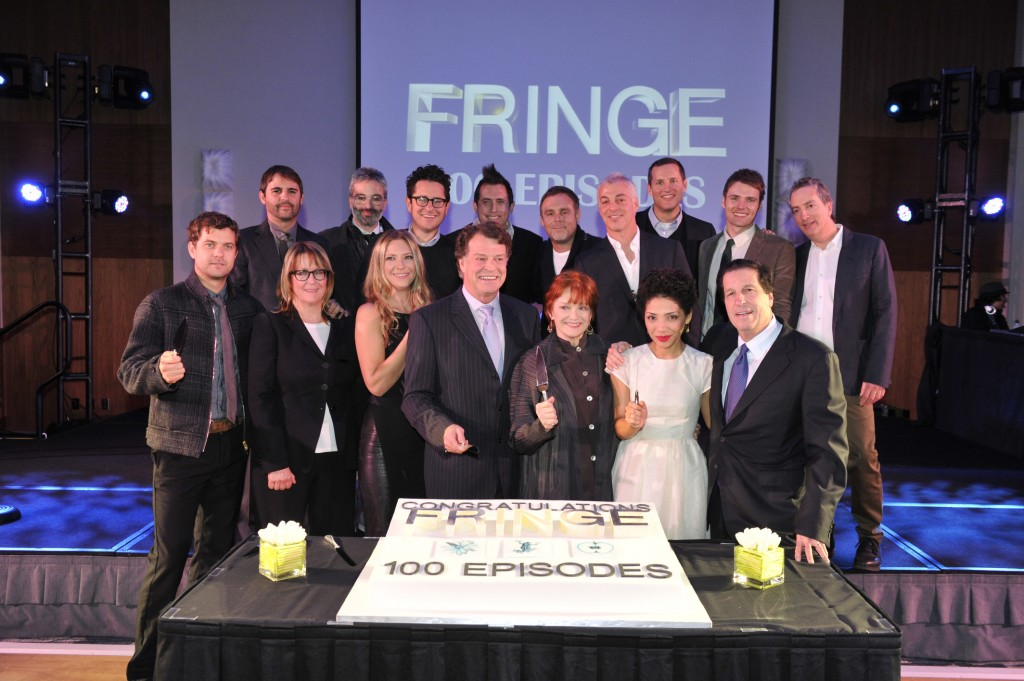 Fringe 100 party
