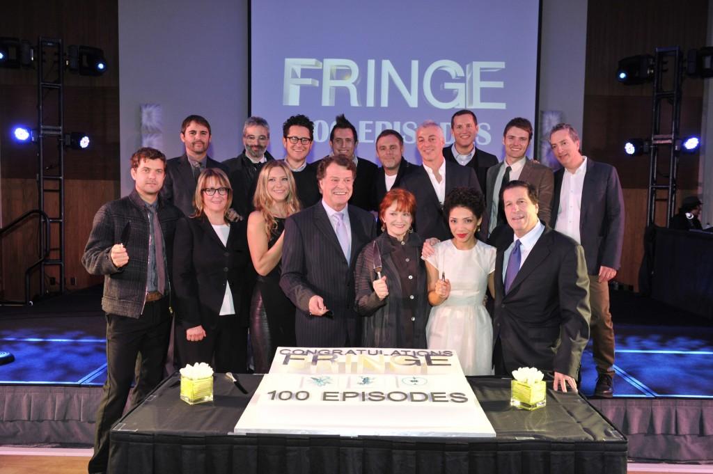 Fringe 100 party