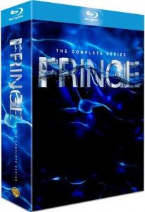 Fringe Complete Series Blu-ray